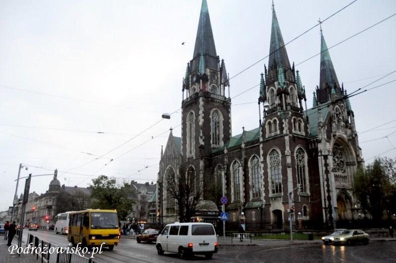 fot. Budynek dawnego kościoła św. Elżbiety