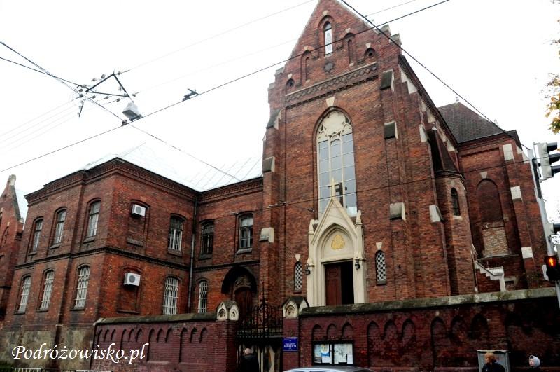 fot. Budynek dawnego kościoła Karmelitanek Bosych