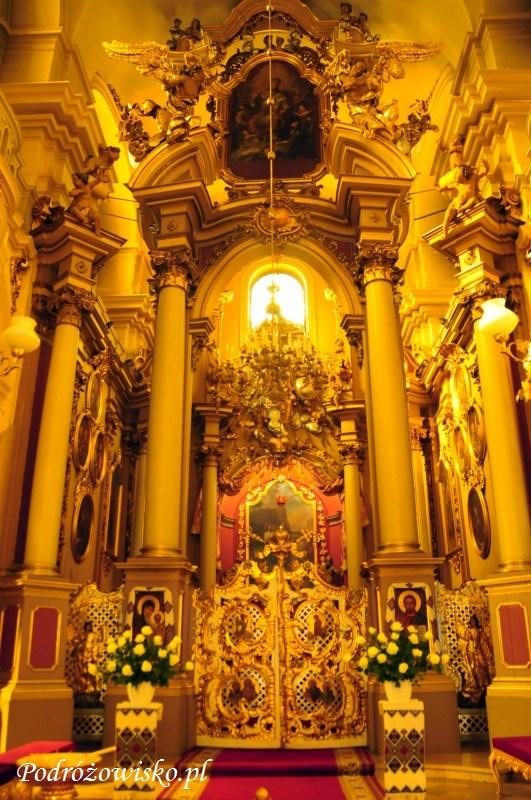 fot. Wnętrze Soboru św. Jura