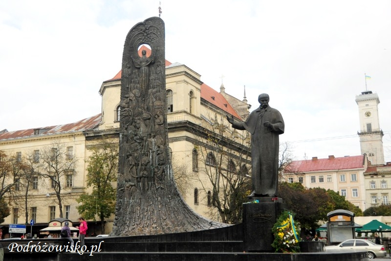fot. Pomnik Szewczenki
