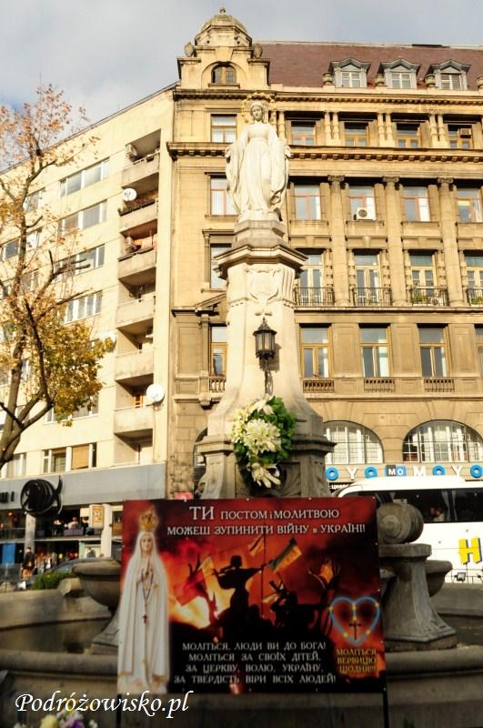 fot. Studnia - fontanna przy pl. Mickiewicza