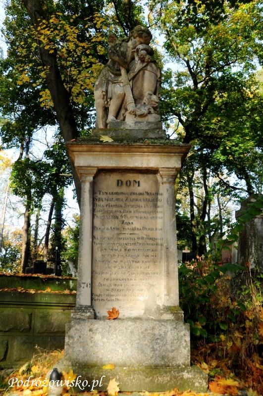 fot. Cmentarz Łyczakowski