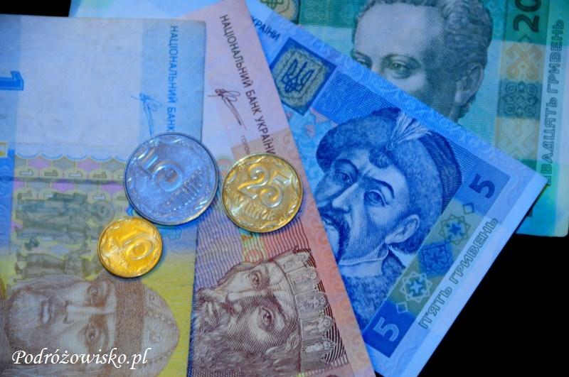 Ukraińska waluta - hrywny