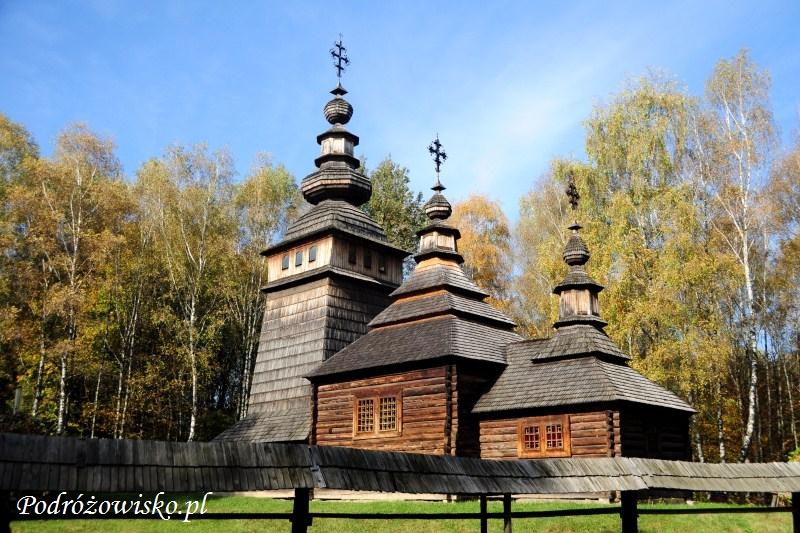 fot. Cerkiew łemkowska