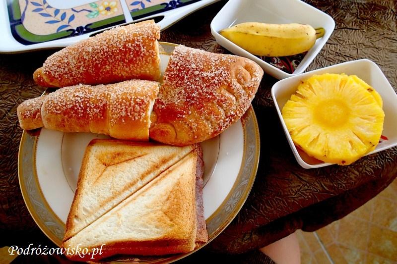 Śniadanie w Mirissie