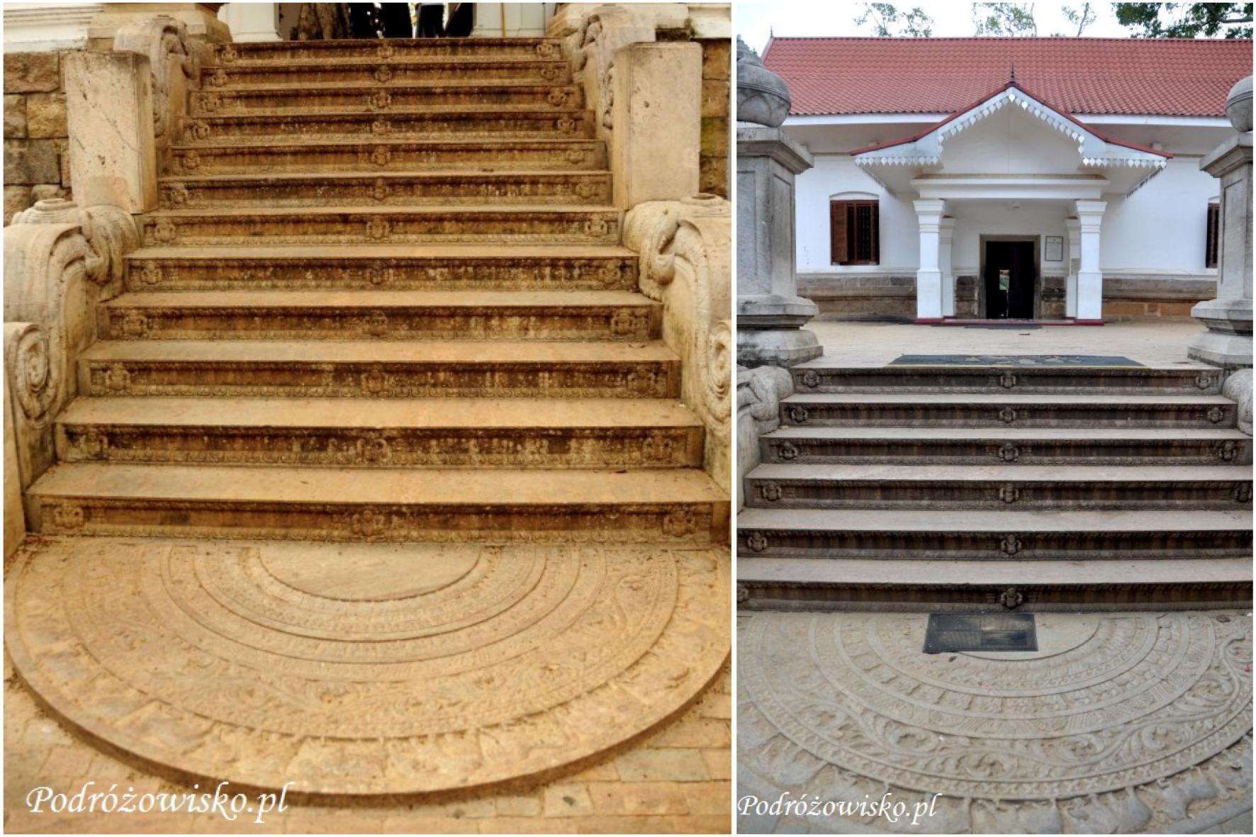 moonstone Anuradhapura