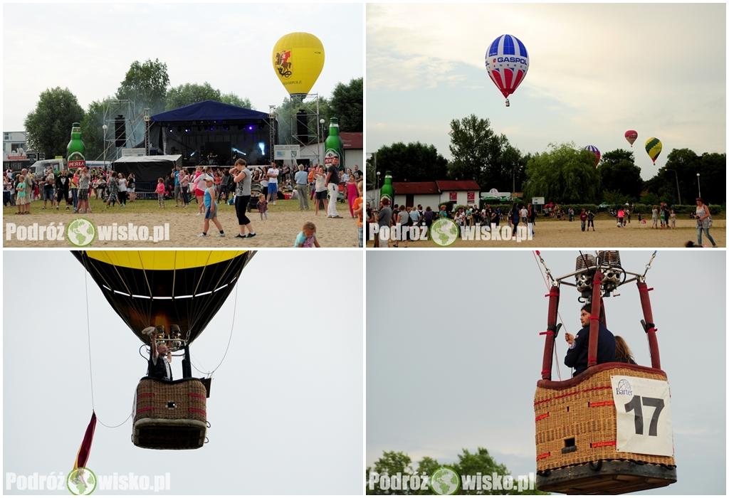 Zawody balonowe w Ełku (2)