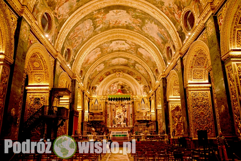 Fot. Wnętrze kościoła św. Jana