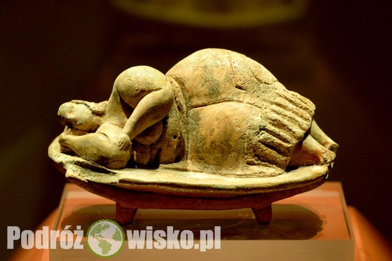 Fot. Jeden z najbardziej znanych eksponatów z muzeum archeologicznego w Valetcie