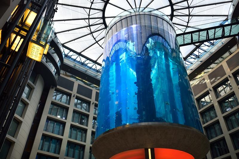 Berlin AquaDom