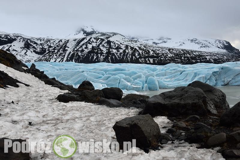 lodowce na Islandii