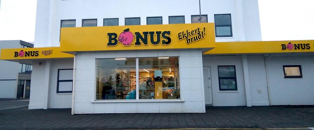 Ceny na Islandii