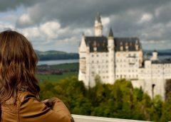 Bawaria: Pałac Linderhof i zamek Neuschwanstein