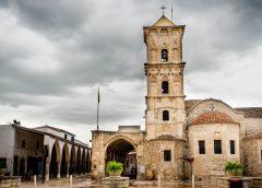 Cypr: Przenosiny w stronę lata! Zwiedzanie Larnaki