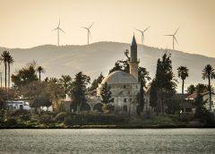 Cypr: Rowerem dookoła Słonego Jeziora