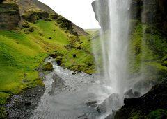 Islandia: Wodospad Kvernufoss – zbaczamy z utartego szlaku!