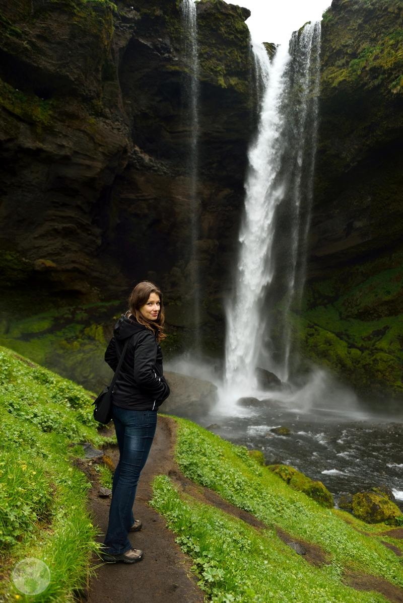 wodospad Kvernufoss