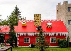 Islandia: Boże Narodzenie w czerwcu?! Nie, to Jolagardurinn!