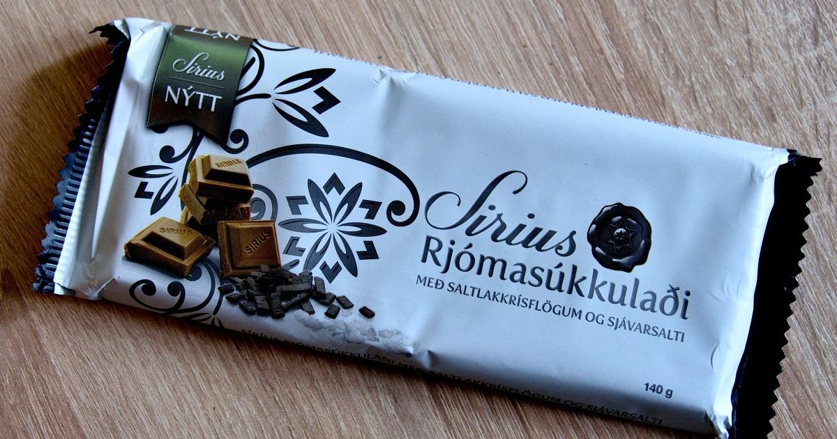 pamiątki z Islandii