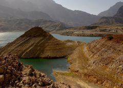 Oman: Fort w Quriyat i Wadi Dayqah Dam
