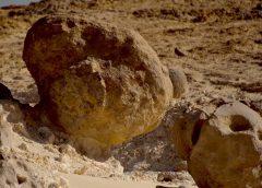 Oman: W drodze na południe – skalny ogród w Duqm