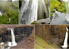 20 najpiękniejszych wodospadów Islandii