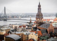 Łotwa: Spacerem po Rydze. Moja pierwsza podróż solo