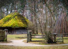 Łotwa: Łotewskie Muzeum Etnograficzne – skansen na obrzeżach Rygi