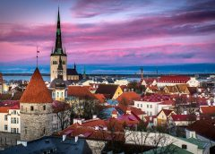 Estonia: Tallinn w jeden dzień